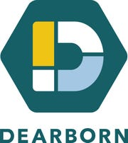 The city of Dearborn's new logo.
