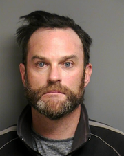 Christopher Traskal, 42, of Sterling Heights, the former Eisenhower High School band director who is facing sex crime charges with students.