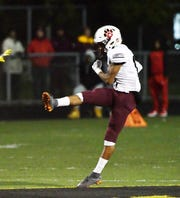 River Rouge's Avery Burch was 9 of 9 on field goals.