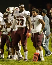 River Rouge's De'Andre Bulley rushed for 1,976 yards.