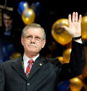 Ron Gettelfinger retired as president of the UAW in 2010 after two terms.