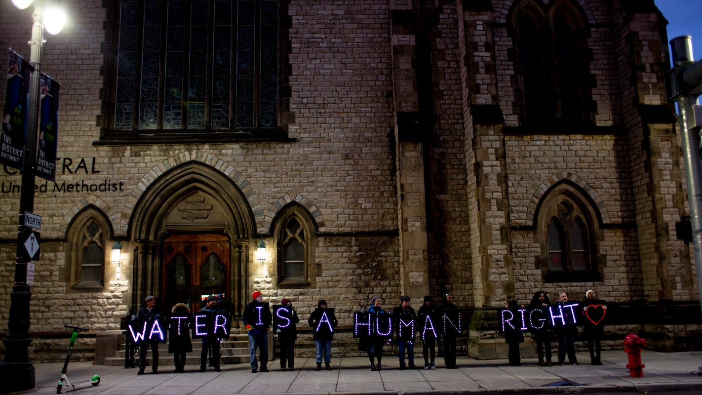 Editorial: Water's not free, but help exists for Detroiters