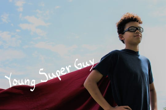 """Young Super Guy"" premiers Sunday at the Newburgh Showplace."