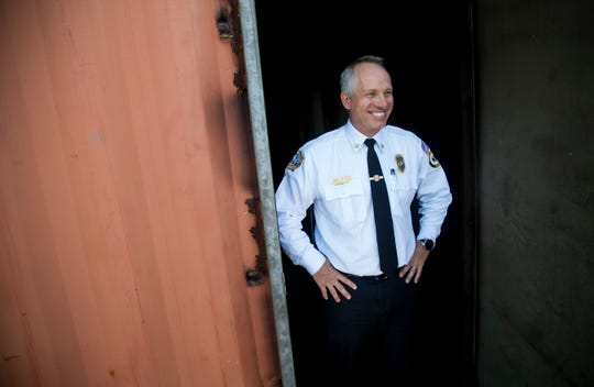 Greg DeWitt is taking over as fire chief of the Bonita Springs Fire District after the retirement of Joseph Daigle.