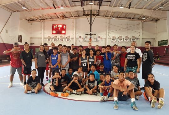 Mañe'lu to partner with GuamBasketball.com and ACAS for the second year for a youth basketball clinic. Clinic is from 8 a.m. to noon Dec. 14 at Tamuning Gym.