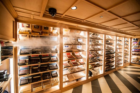 Nearly three years after it was announced and more than two after its original target opening, Burn by Rocky Patel —Downtown's newest cigar bar — has opened at 110 S. Meridian St. in part of what had been Nordstrom's Circle Centre location. The bar will soon be home to more than 500 different varieties of cigar, starting at $10-$12 each.