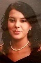 Madisson Bright poses in her high school senior portrait. Bright was killed in Trenton on Dec. 8, 2019.
