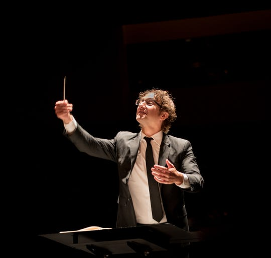 Teddy Abrams, conductor and music director Louisville Orchestra