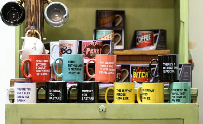 Regalo on South Fourth Street offers unique Louisville and Kentucky-centric gifts that can't be found at larger retail stores. Dec. 11, 2019