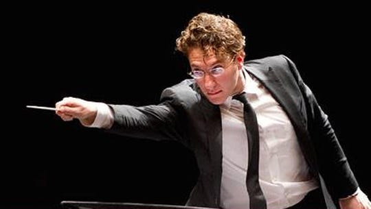 """Teddy Abrams conducts a very special group of musicians saluting Michael Tilson Thomas, a 2019 Kennedy Center Honoree, in the broadcast of """"The Kennedy Center Honors."""""""