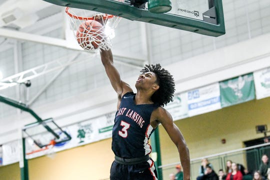 East Lansing's Andrel Anthony Now Looking To Make Mark In