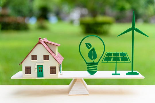 The good news is that there are actually several smaller-scale improvements you can make around your home to help reduce your carbon footprint...and even save yourself some money.