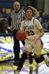 Ontario's Carleigh Pearson has the Lady Warriors believing in an MOAC title.