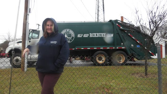 Roxbury recycling coordinator Kellie Ann Keyes was named as the New Jersey Department of Environmental Protection's 2019 Rising Star award-winner.