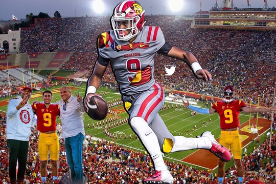 Bryce Young Commits to USC