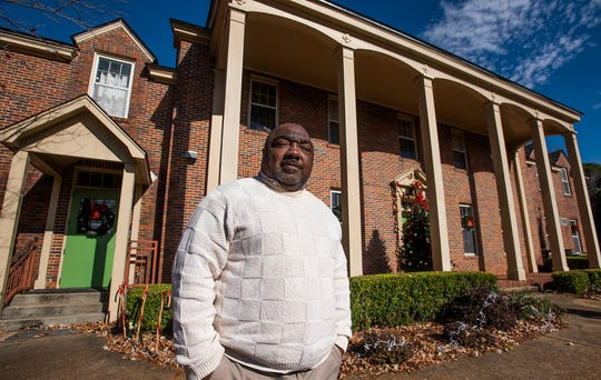 Gerald Jones, executive director of Brantwood Children's Home, at the facility, in Montgomery, Ala., on Wednesday December 11, 2019.