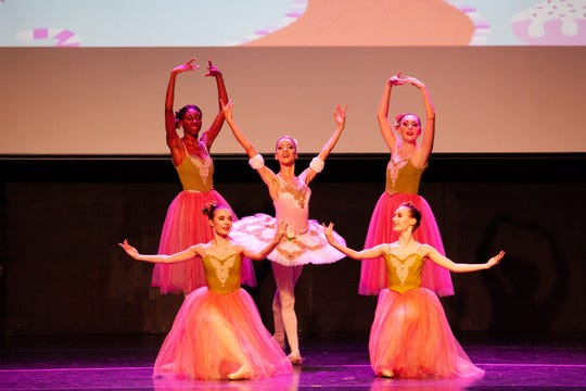 Montgomery Ballet presents the Nutcracker on Dec. 1 at the Mt. Vernon Theater in Tallassee.