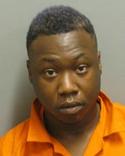 Michael Russell Jr. was charged with first-degree robbery.