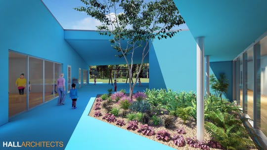 The 11,000-square-foot Early Learning Center at Bonita Springs' SKY Family YMCA should care for 130 children when opened late July.