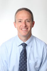 Brett Lewis, M.D., PhD., medical director of radiation oncology for Hackensack Meridian Health Mountainside Medical Center.