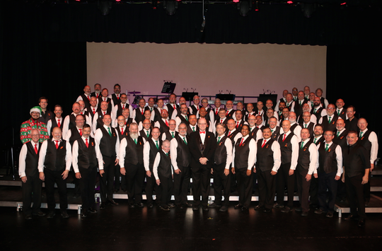 """""""A Modern Family Holiday,"""" the Palm Springs Gay Men's Chorus' 2019 holiday show, will have three performances."""