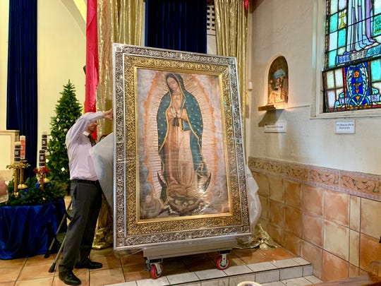Thousands to set out at dawn for 34-mile Virgen de Guadalupe pilgrimage from Palm Springs to Coachella