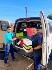 Since 1992, Shoebox Ministry has partnered with Valley agencies that provide assistance to children, adults and families experiencing homelessness.