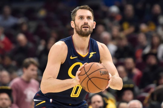 Would you like to see the Phoenix Suns trade for Cleveland Cavaliers forward Kevin Love?
