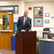 Arlington High School Principal Paul Fanuele will take on the position as Spackenkill's new superintendent.