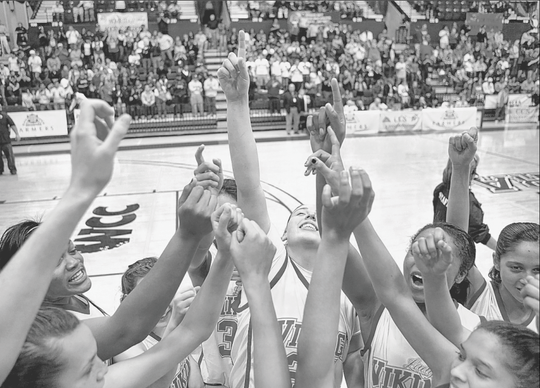 The 2009-2010 North Salinas Vikings girls basketball team won the school's first CCS title in that sport. Ten years later, that team's legacy remains.