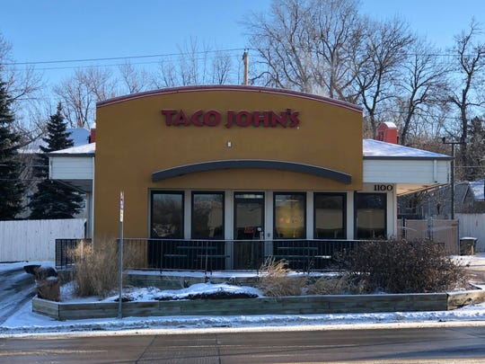 Taco John's at 1100 S. MInnesota Ave. in Sioux Falls, South Dakota.