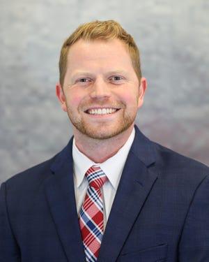 Matt Griggs is the new men's basketball coach at Mary Baldwin University.