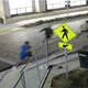 The Tallahassee Police Department released this image of five possible suspects fleeing after the shooting at Urban Enclave.
