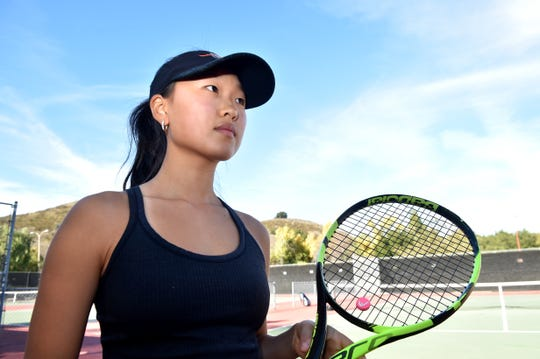 Westlake High senior Samantha Noh is The Star's Girls Tennis Player of the Year for 2019.