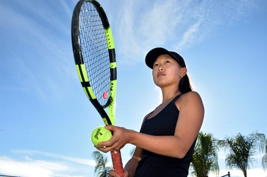 Samantha Noh wasn't just a star player at Westlake High, she was an inspirational leader on and off the court.