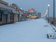 Most of Delaware saw a period of light snowfall Wednesday morning.  Video provided by Chuck Snyder.  12/11/19