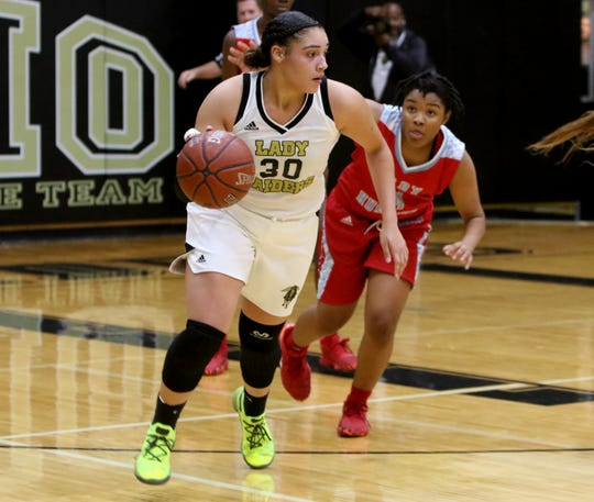 Rider's Addy Self was a strong complementary piece in the Lady Raiders' turnaround season, earning her second straight Red River 22 nomination.