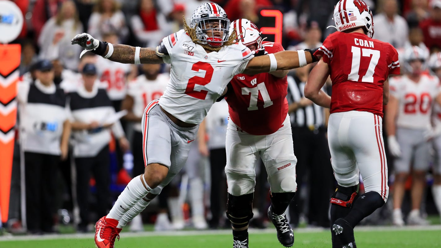 Joe Burrow, Chase Young lead USA TODAY Sports college football All-America team