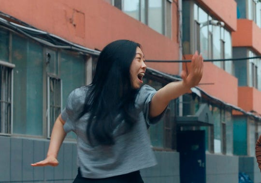 """Awkwafina was not Oscar-nominated for """"The Farewell."""""""