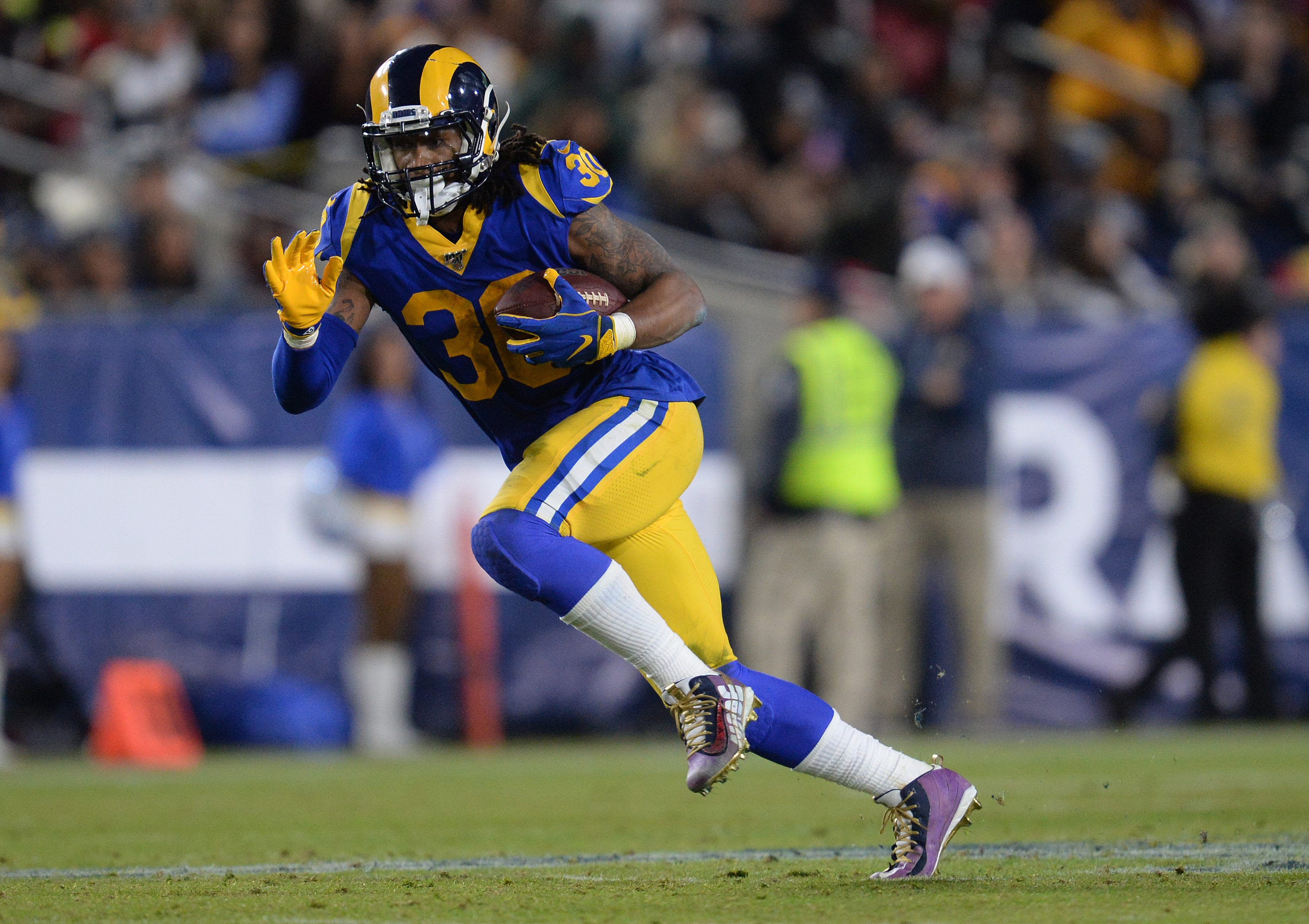 Fantasy football rankings for Week 15: Todd Gurley, Rams back among the elite?