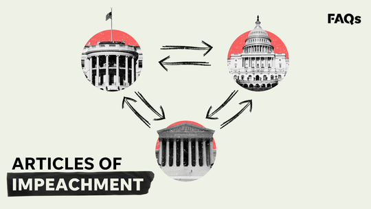 Who are the key Republican players in the Senate impeachment trial?