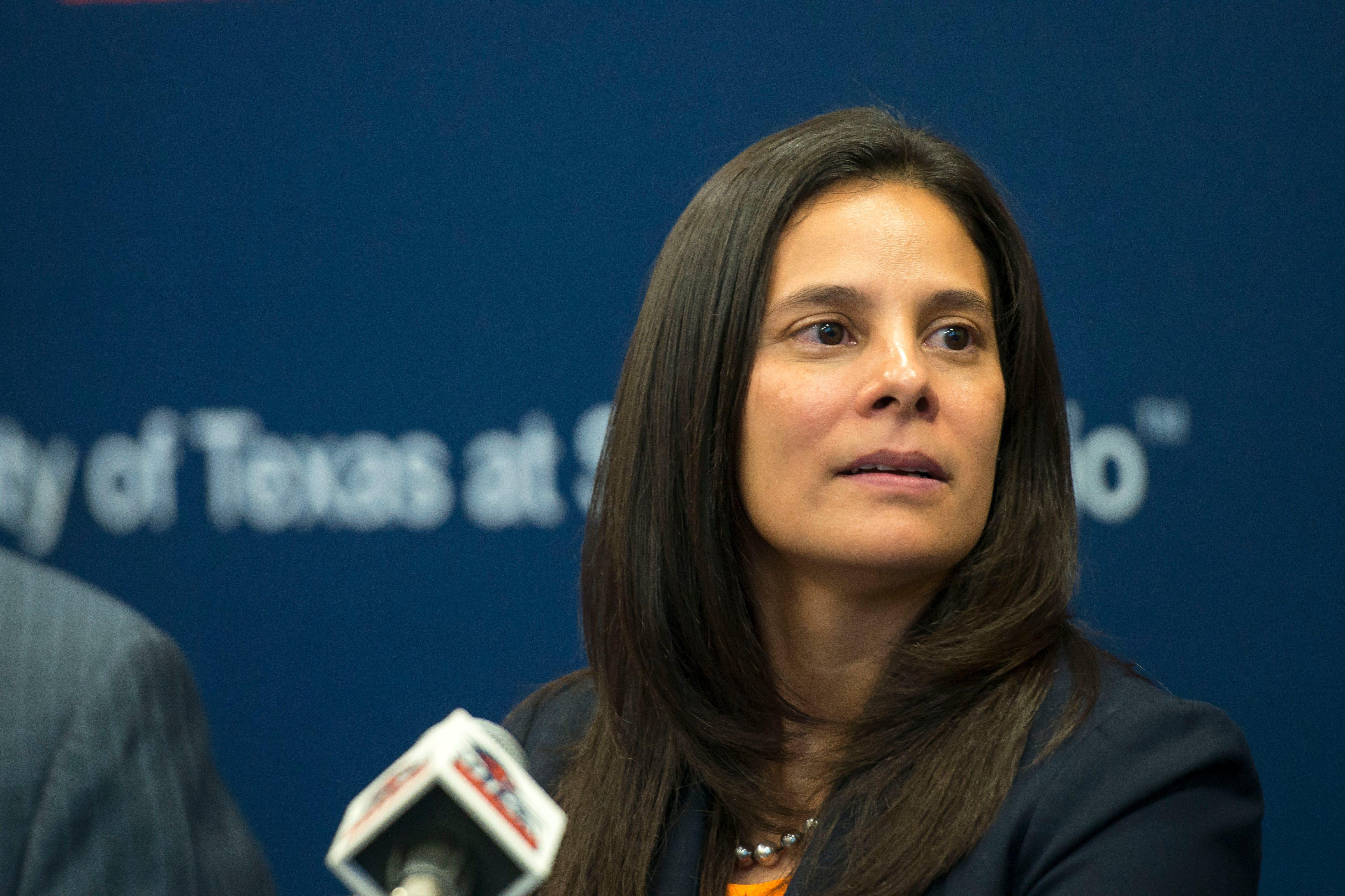 UTSA Athletic Director Lisa Campos