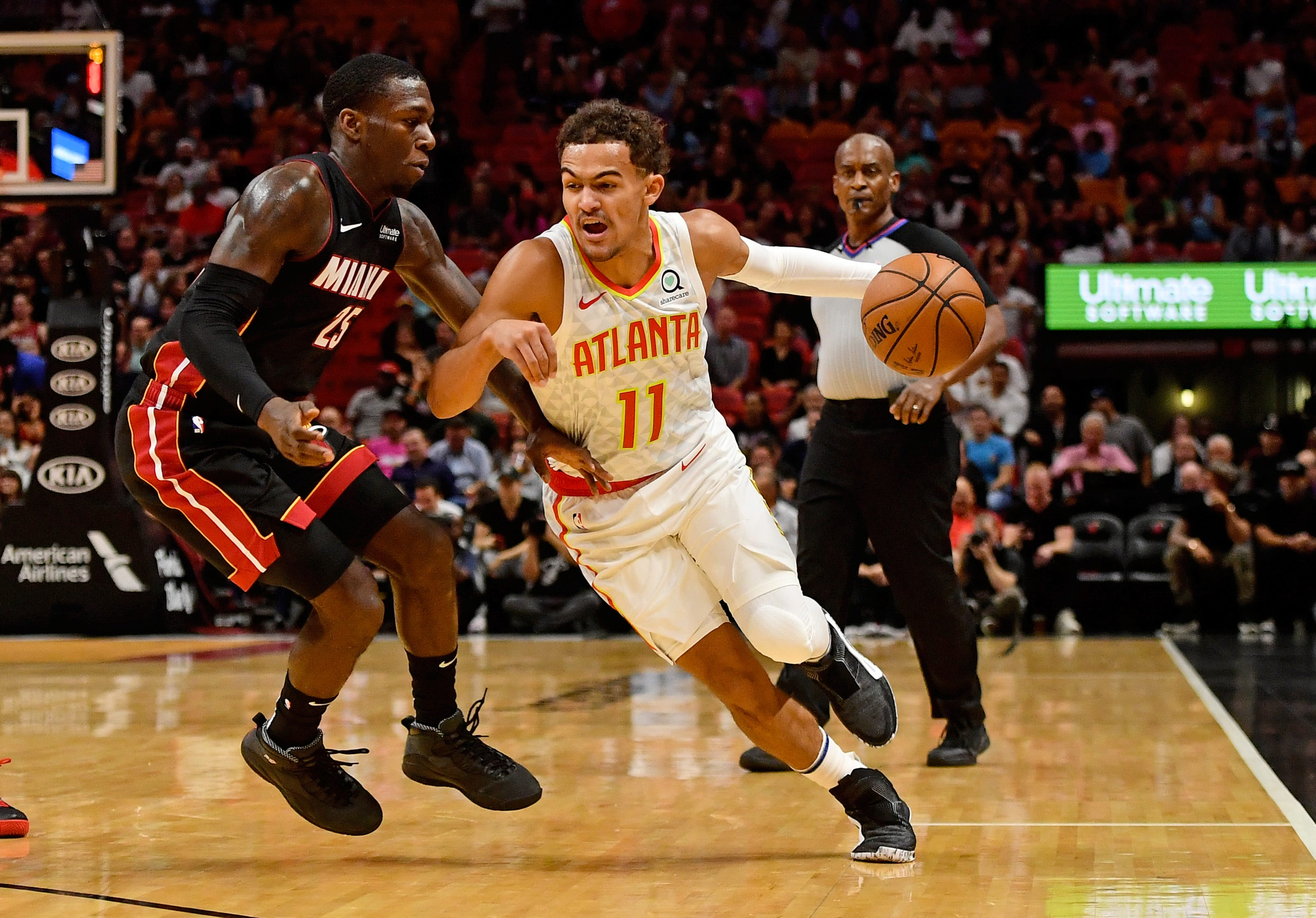 Heat's Jimmy Butler fires back at Hawks' Trae Young after saying 'it's over' prior to OT loss