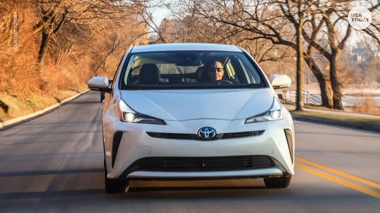 So that's why your speedometer was broken: Toyota recalls Prius over faulty gauge