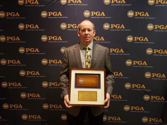 Mike Deuel, En-Joie Golf Course professional