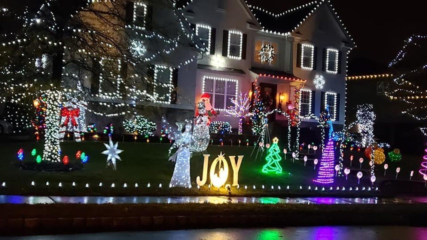 Christmas lights 2019: Find best NJ