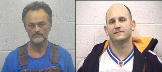 Charles Elmer Eapmon and James Allen Eapmon have been indicted on two complicity to murder charges, a capital offense, and tampering with evidence in connection with an April 6, 2016, double-shooting in Elsmere.