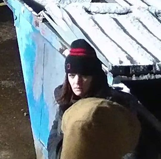 Suspect from illegal dumping and thefts incidents sought by the Coshocton County Sheriff's Office.