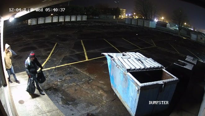 Suspects from illegal dumping and thefts incidents sought by the Coshocton County Sheriff's Office.