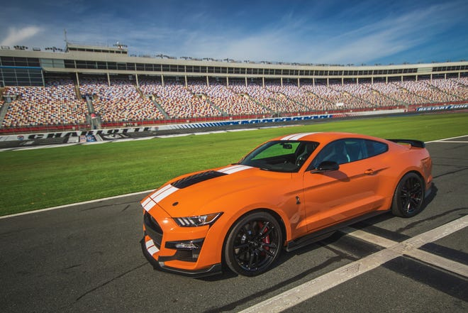 mustang shelby gt500 purchase includes day at charlotte motor speedway mustang shelby gt500 purchase includes